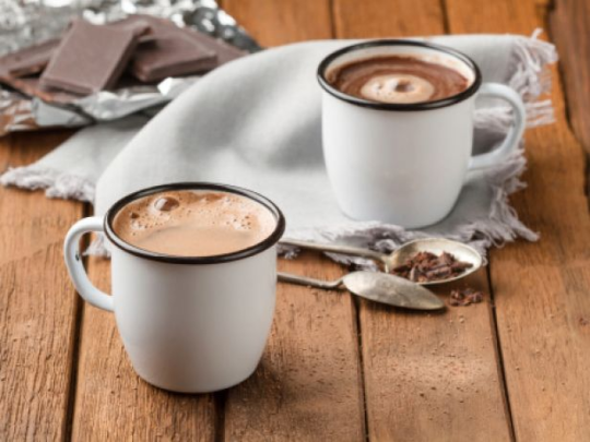 How to Make Healthier Hot Chocolate