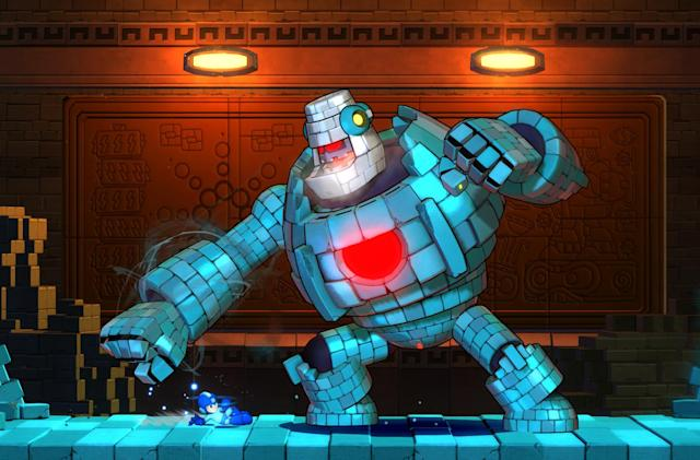 'Mega Man 11' is a welcome return for the Blue Bomber