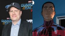 Miles Morales Exists in the Marvel Cinematic Universe, Says Studio Chief Kevin Feige