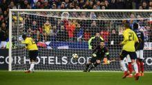 Amical: L'équipe de France battue par la Colombie (3-2)