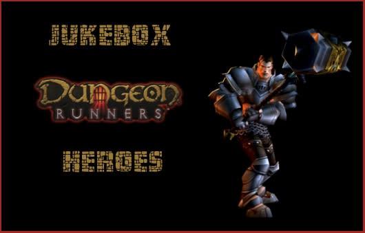 Jukebox Heroes: Dungeon Runners' soundtrack