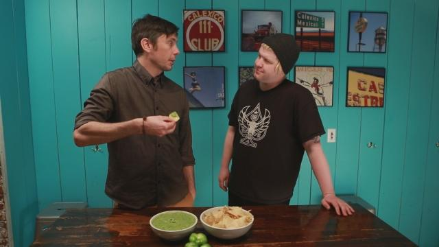 Mansome 203: QUICK AND EASY HOMEMADE SALSA