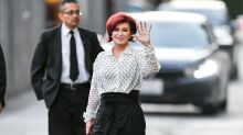 Sharon Osbourne describes 2 'out of body experiences' on 'The Talk'