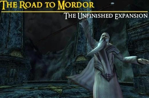 The Road to Mordor: The unfinished expansion