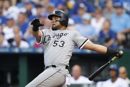 Melky Cabrera is heading to the Royals. (AP Photo)