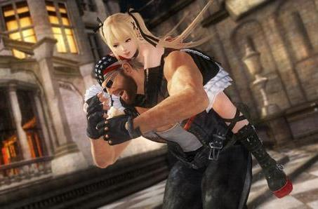 Marie Rose joins Dead or Alive 5 Ultimate's roster on March 25