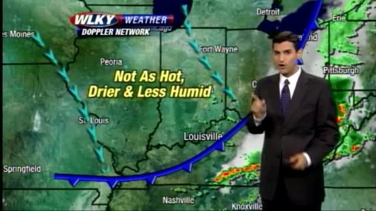 Thursday Afternoon Weather Webcast