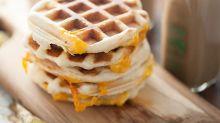 Recetas deliciosas para hacer en wafflera