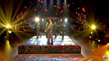 Strictly Come Dancing fans moved to tears by touching Remembrance Day tribute