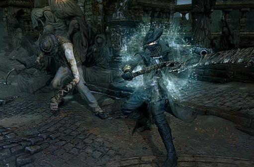 Bloodborne has Dark Souls in its veins