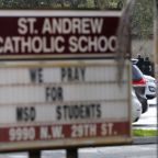 Florida school staff members to return this week after mass shooting that killed 17