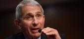 Dr. Anthony Fauci. (CBS News)