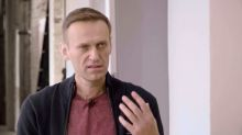 In hardening stance, France, Germany push for EU sanctions on Russians over Navalny