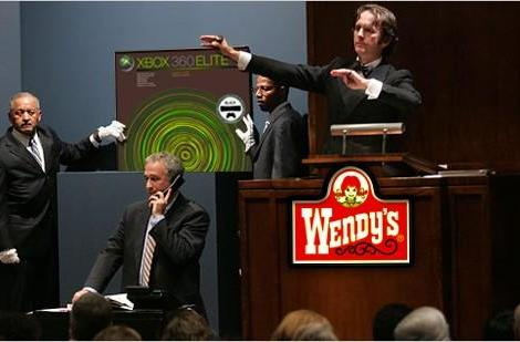 Wendy's giving away 'Ultimate Game Room' for a buck