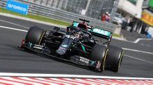 Mercedes explica confusão por pit stop de Hamilton no fim do GP