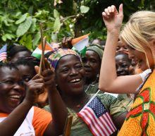 Ivanka Trump unveils $2 million boost for ICoast women