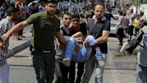 Israel, Hamas agree to three-day ceasefire