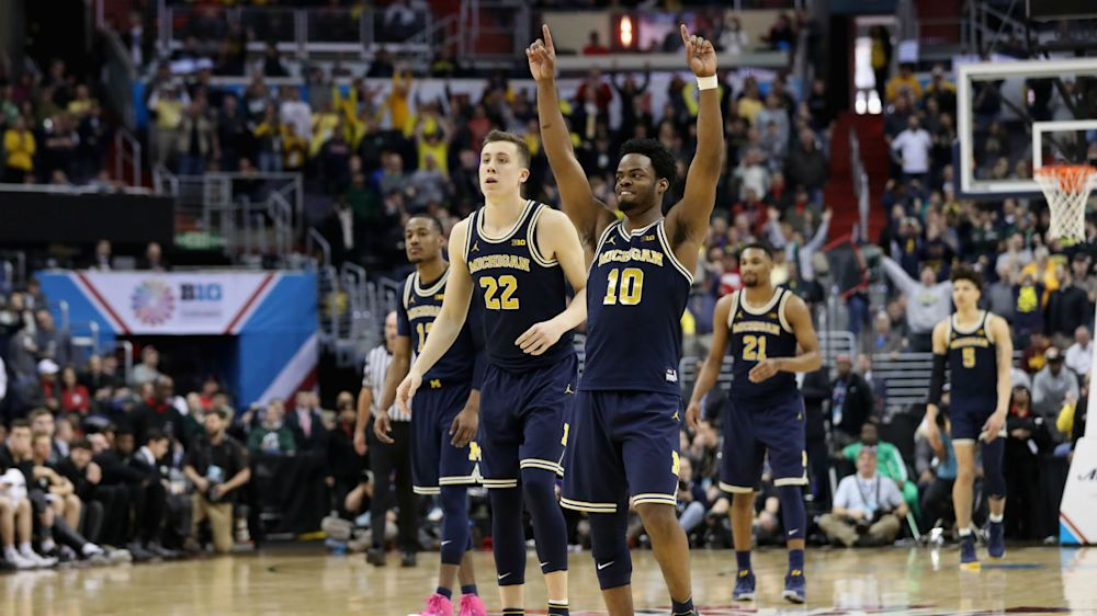 NCAA Tournament scores: Live updates, highlights from Friday's early March Madness games