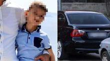 Boy, 5, tragically dies after dad leaves him in hot car