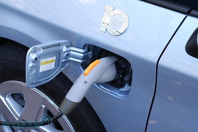 Toyota to start selling home battery chargers in 2012, sate the electrical appetites of the Prii