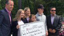 Rohrer family helps raise $22k for cardiac patients in Windsor-Essex