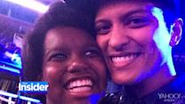 Bruno Mars Dedicates Cleveland Concert to 11-Year-Old Car Crash Survivor