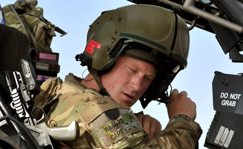 Harry to serve with Aus armed forces