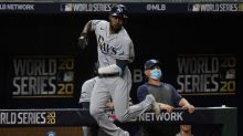 Arozarena's breakout post-season not quite enough for Rays