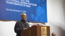 Constitution Does Not Grant Any Powers to PMO, Says Former President Pranab Mukherjee