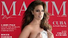 ¿Ha retocado Maxim las curvas de Ashley Graham en su portada?