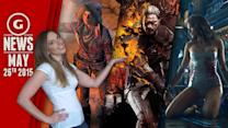 Next Witcher 3 Free DLC Revealed & Rise of the Tomb Raider Confirmed as Timed Exclusive - GS Daily News