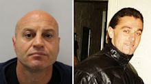'Scarface' murderer jailed for 20 years after killing spree across Europe