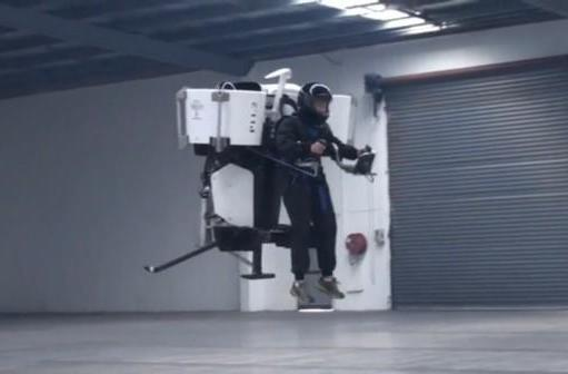 Video: Martin Jetpack flies again, but you still can't buy one