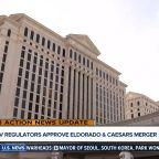 NV regulators approve Eldorado and Caesars merger