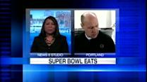 Local chef whips up easy Super Bowl Sunday treats