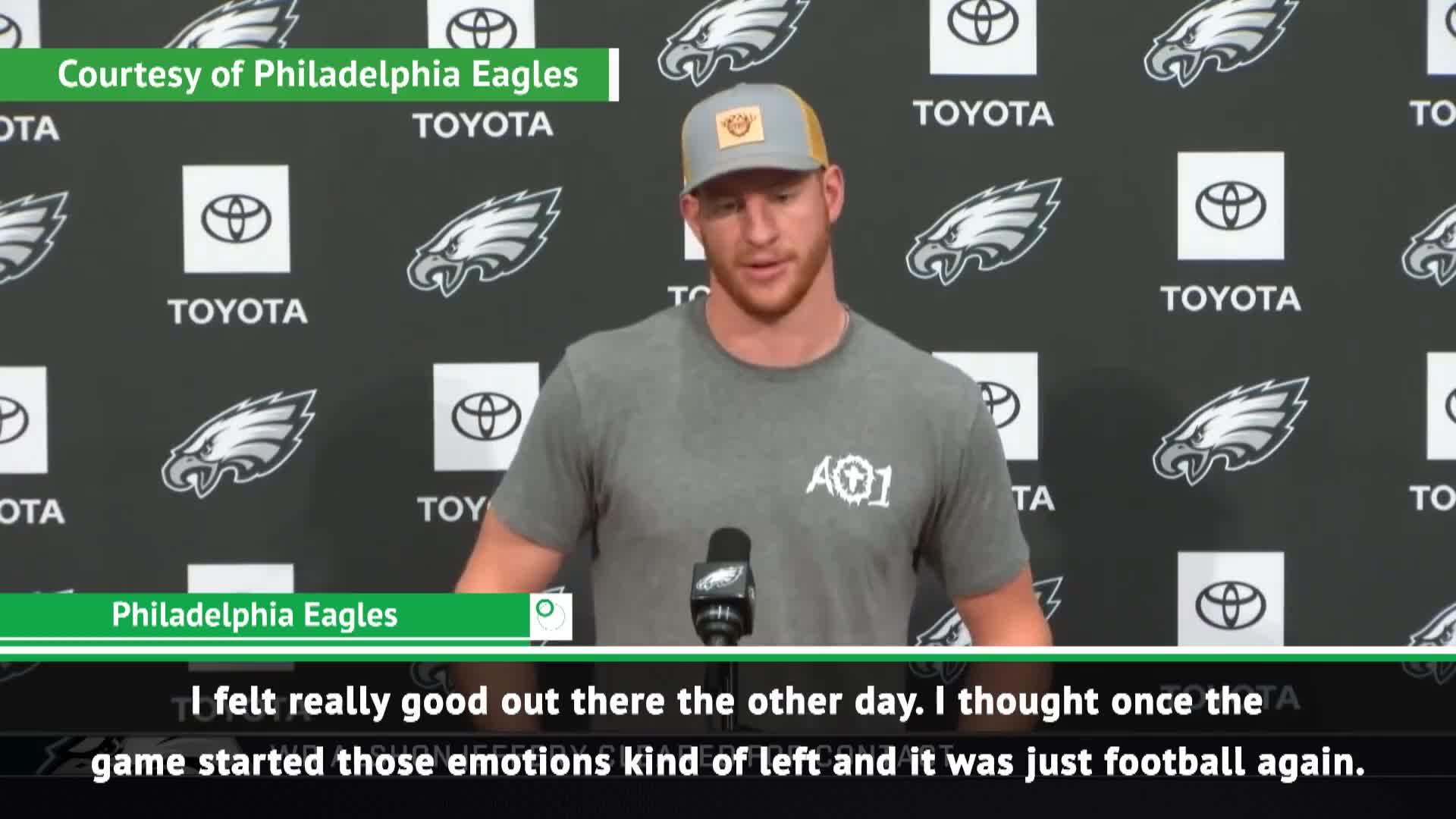f6e0c2453 Teams have figured out Eagles game - Wentz