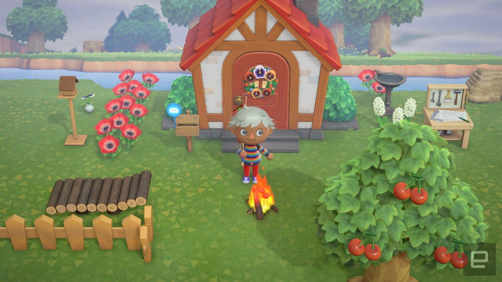 'Animal Crossing: New Horizons' Is The Island Escape We