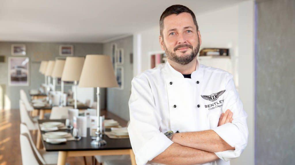 只有 7 天,BENTLEY在阿聯酋設立最高餐廳