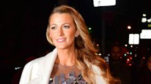 Blake Lively looks like a totally different person on set of new movie