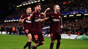 Chelsea blows lead in draw against Barcelona