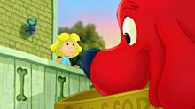 'Clifford the Big Red Dog' trailer called out for depiction of title pup: 'Just ruined my whole day'