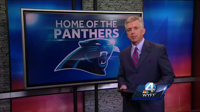 Deserving kids go on shopping spree with Carolina Panther