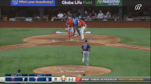 Twins' triple and 2 bases-loaded walks in 10th beat Texas