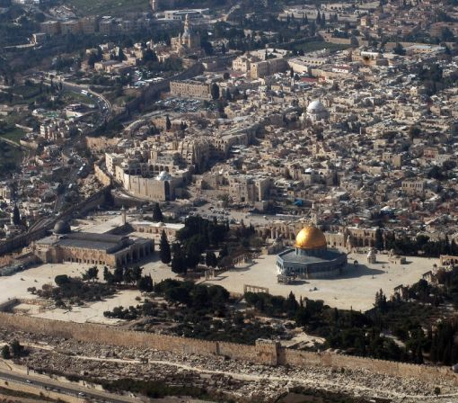 Trump says he'll recognize Jerusalem as Israel's 'undivided' capital