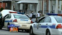 1 Injured In Baltimore Police-Involved Shooting
