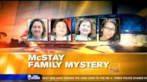 Investigators say McStays went to Mexico on their own