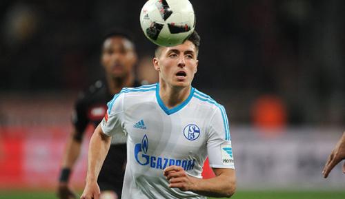 Bundesliga: Schalkes Alessandro Schöpf fällt mit Kreuzbandriss vier Monate aus