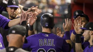 Playoff picture: Rockies on outside looking in