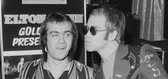 How Bernie Taupin handled awkward Elton moment