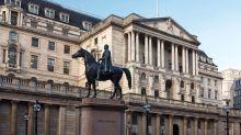 Bank of England cauta, rischi sul medio termine